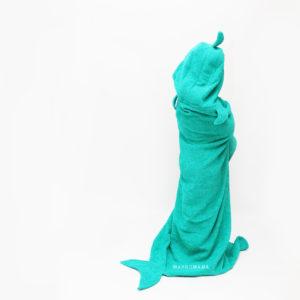 махровое полотенце с капюшоном животным для детей